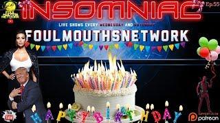 Insomniac birthday bash