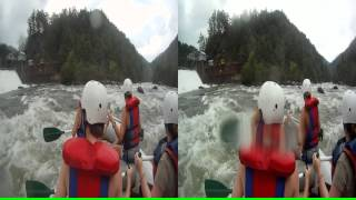 "3D Ocoee River Whitewater Rafting 1 ""Grumpy"