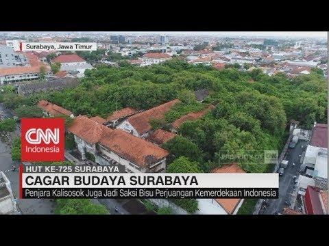 Mengenang & Mengenal Sejarah Kota Surabaya   HUT ke-725 Surabaya