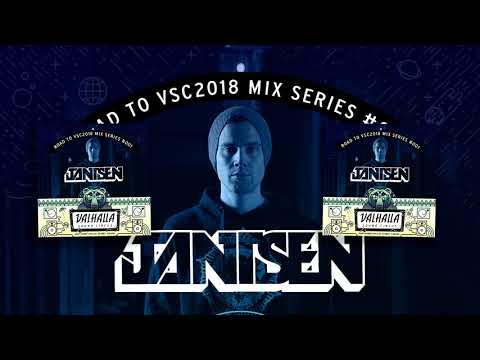 Valhalla Mix Series #001: Jantsen (Gutter Music Vol. 2)