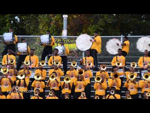 Whitehaven High School Marching Band - Flexible - 2014