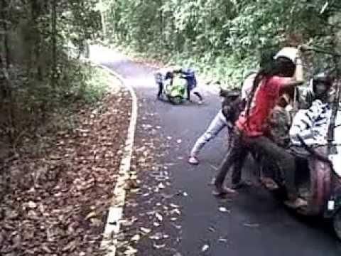 Road To Sabang (km 0 Indonesia)  MAS