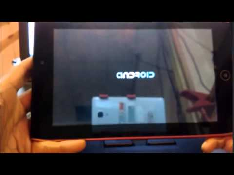 How to hard reset Acer Iconia Tab A101