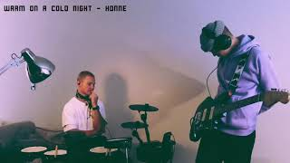 Warm on a cold night - HONNE  [Cover]
