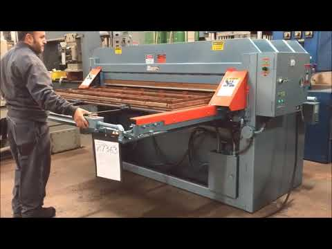 Used 100 Ton Zed Die Cutting Press, #27363