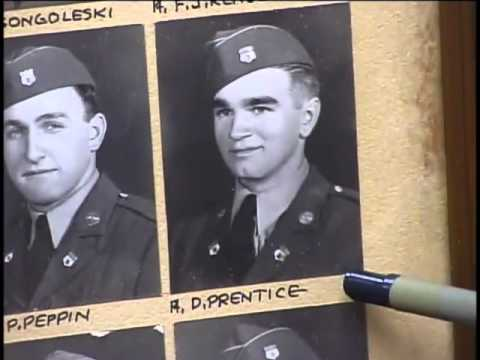 Nicholas H. Grinaldo, Staff Sergeant, US Army, World War Two, 2002 Interview