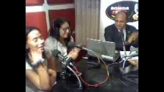 Soy De Peru Señores Con Manolo Calderon.. Entrevista A La Agrupacion Femenina Ambiente Criollo