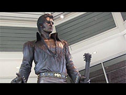 Elvis Presley, Memphis And Nashville Newmarket Holidays