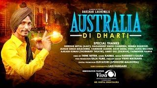 Australia Di Dharti | Darshan Lakhewala | Sharry Maan | Tarsem Jassar | Kulbir Jhinjer | Jass Bajwa