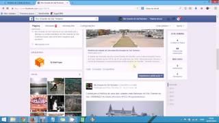 Tutorial: Compartilhar um link na Página do Facebook