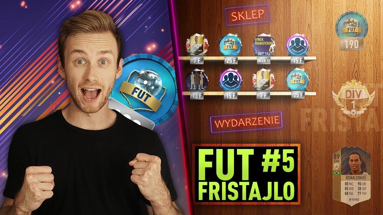 PIERWSZY DRAFT! | FUT FRISTAJLO #5