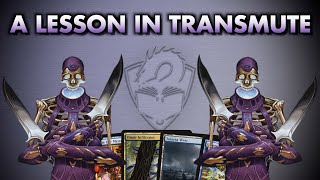 A Lesson In Transmute   Magic: The Gathering Commander Card Class