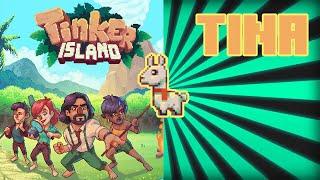 Tinker Island | Tina The Llama
