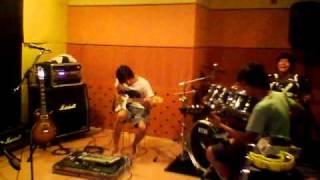 J-rocks - Meraih Mimpi  Rehearsal At Niques Studi