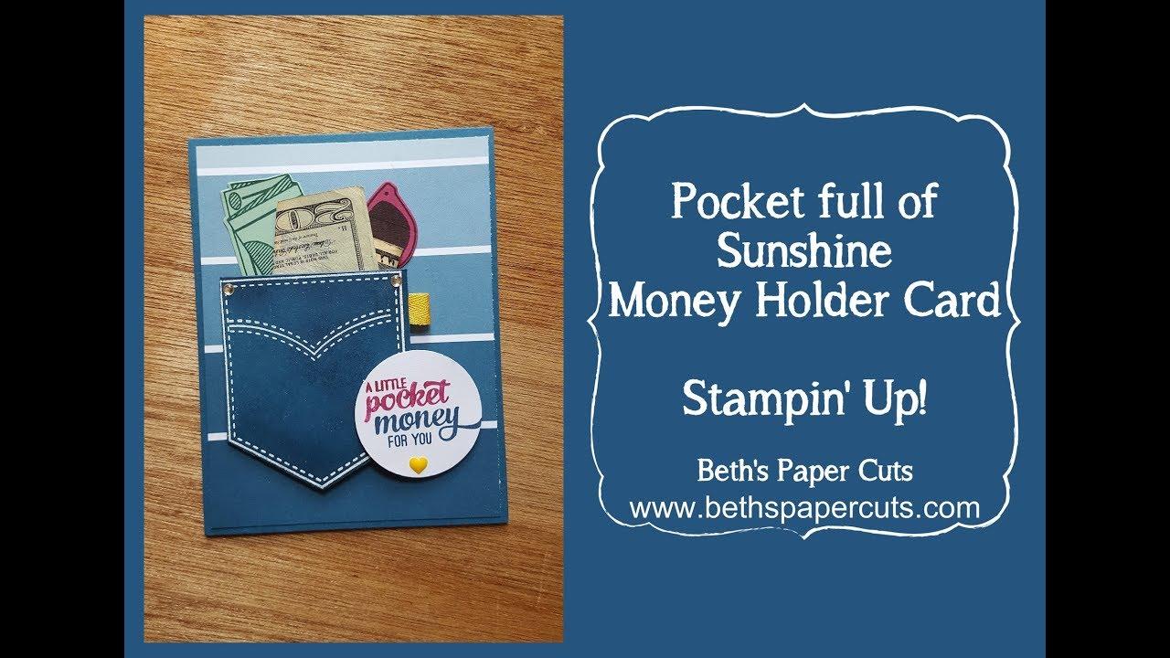 Pocket full of sunshine beths paper cuts youtube pocket full of sunshine beths paper cuts m4hsunfo