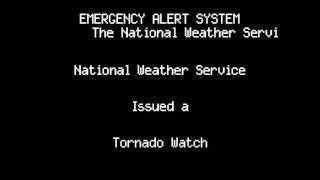 VALID TONES - Tornado Watch for the NYC Metro Area