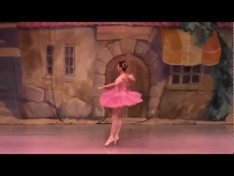 South Mississippi Ballet Theatre Don Quixote - Flower Girl Variation