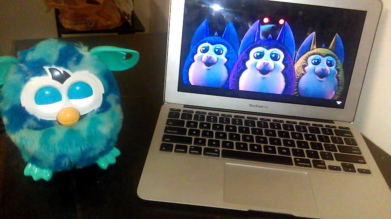Furby Reacts To Come To Mama Youtube