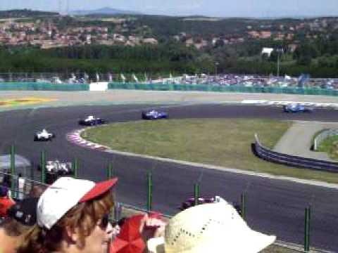Hungaroring 20080706 ING Renault Forma I - Formula 1 - Forma Formula 2000 http://www.kiralyportal.hu