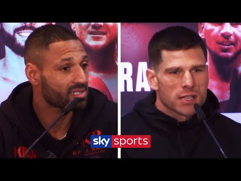 KELL BROOK VS MARK DELUCA👊 | Live Press Conference