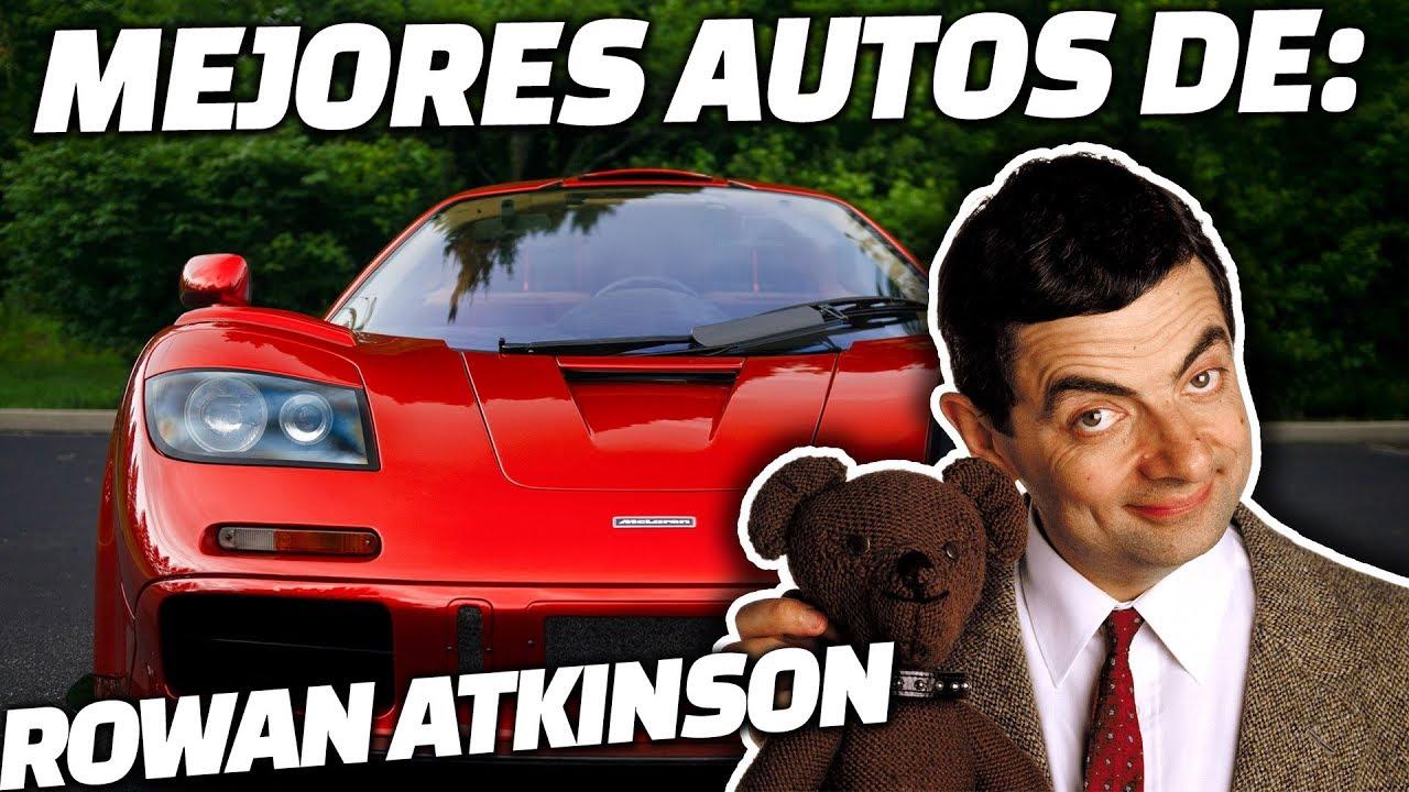 Los Mejores Autos De Rowan Atkinson Youtube