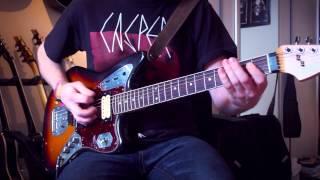 The Devil Wears Prada - Anatomy (Guitar Cover)