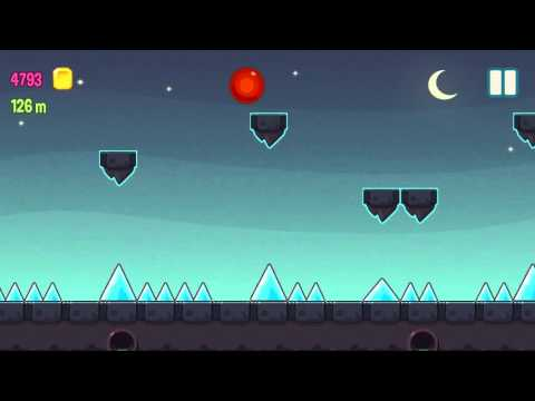 Rolling Bounce Game Trailer