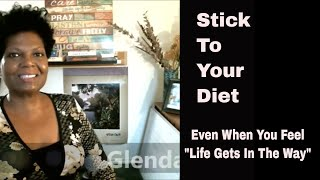 How To Stick To Your Diet, Health Routines
