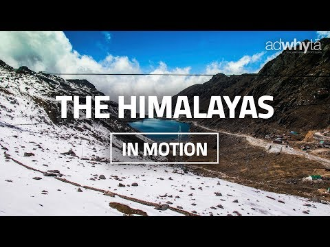 The Himalayas in Motion | A Timelapse Journey of Sikkim Tour, India by MSN Karthik