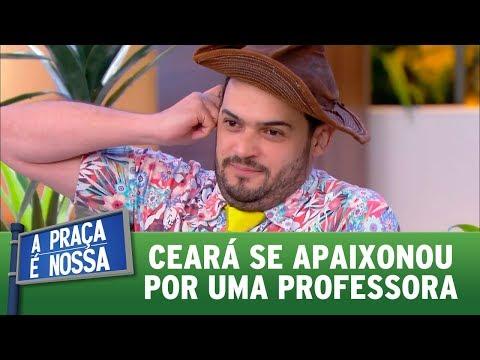 Ceará se apaixonou por uma professora | A Praça é Nossa (10/08/17)