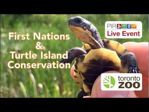 PIR Live Event - First Nations & Turtle Island Conservation