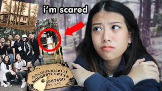 POSSESSED AT SUMMER CAMP *scary storytime*