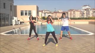 Zumba® Zeynep Molder * Wisin ft. Carlos Vives & Daddy Yankee - Nota de Amor