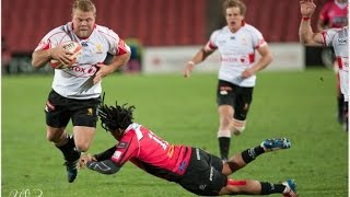 Golden Lions vs Free State Cheetahs Currie Cup 2015