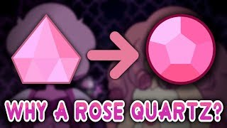 WHY PINK DIAMOND CHOSE TO BECOME A ROSE QUARTZ GEM | Steven Universe Theory/Analysis