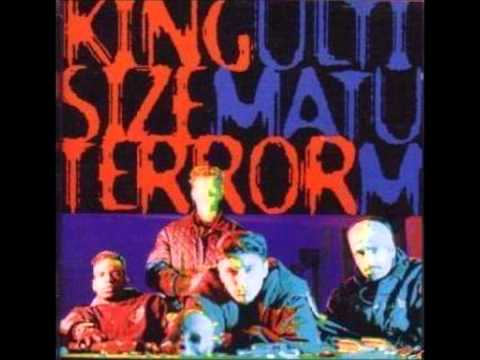 King Size Terror Feat. Ghetto Style Poet: Live At The King Size Club