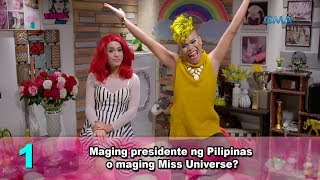 The Boobay and Tekla Show: Daring Questions - Personalan Edition   GMA One