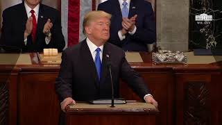 "Trumps touts tax cuts and a ""new American moment"""