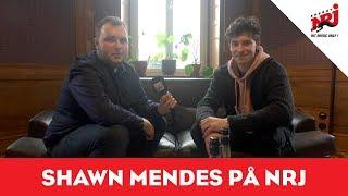 Shawn Mendes om norske fans og Hailey Baldwin-bildet