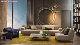 Top 20 Creative Living Rooms For Style Inspiration