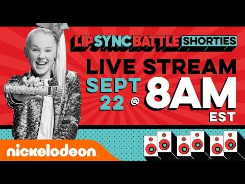 Lip Sync Battle Shorties ft. Songs by Beyoncé, Bruno Mars, Sia & More! | Nick LIVE STREAM