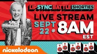 Lip Sync Battle Shorties ft. Songs by Beyoncé, Bruno Mars, Sia &amp More!  Nick LIVE STREAM