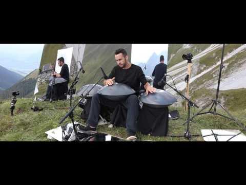 Manu Delago - Freeze (Live in the Alps)