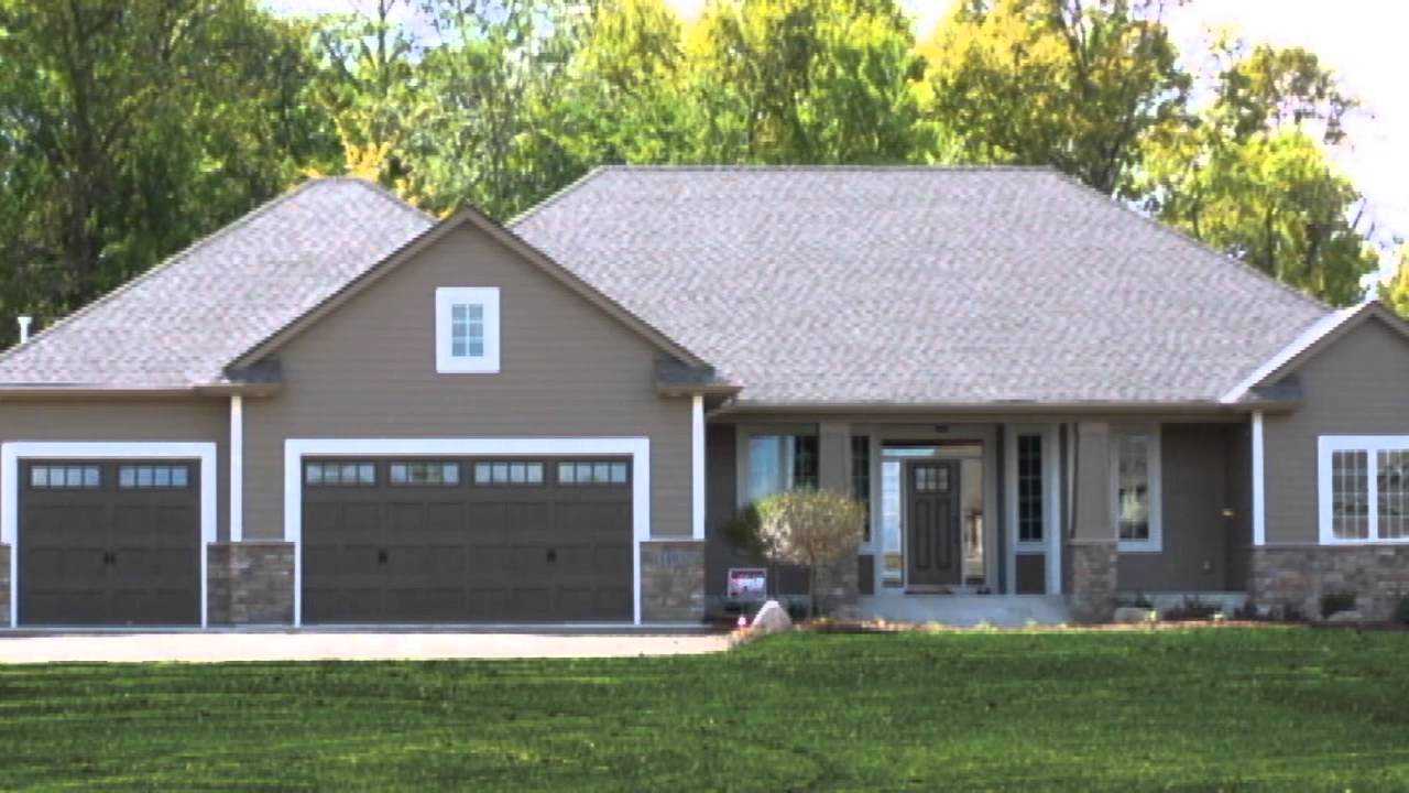 Edco Products Case Study 1 S6 Steel Siding New Home