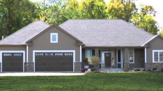 EDCO Products Case Study #1 - S6 Steel Siding - New Home Construction