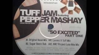 tuff jam ft pepper mashay so excited sugar beetz dub to