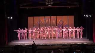 Excerpts from A Chorus Line, Orange County School of the Arts