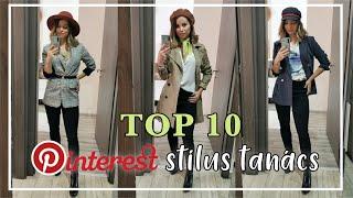 TOP 10 Pinterest stílus tanács | Viszkok Fruzsi