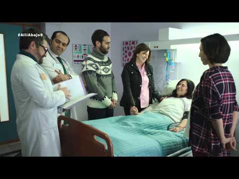 Koldo se hace pasar por el médico de Maritxu - Allí abajo
