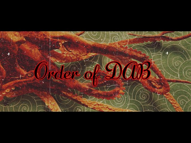 Sailor Winters - Order of DAB